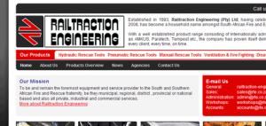 The New Update RTE Web Site